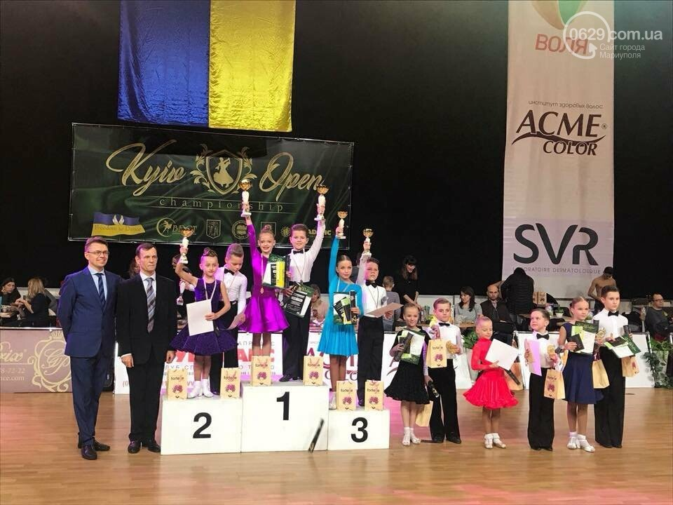 Мариупольские танцоры стали победителями международных соревнований (ФОТО), фото-2