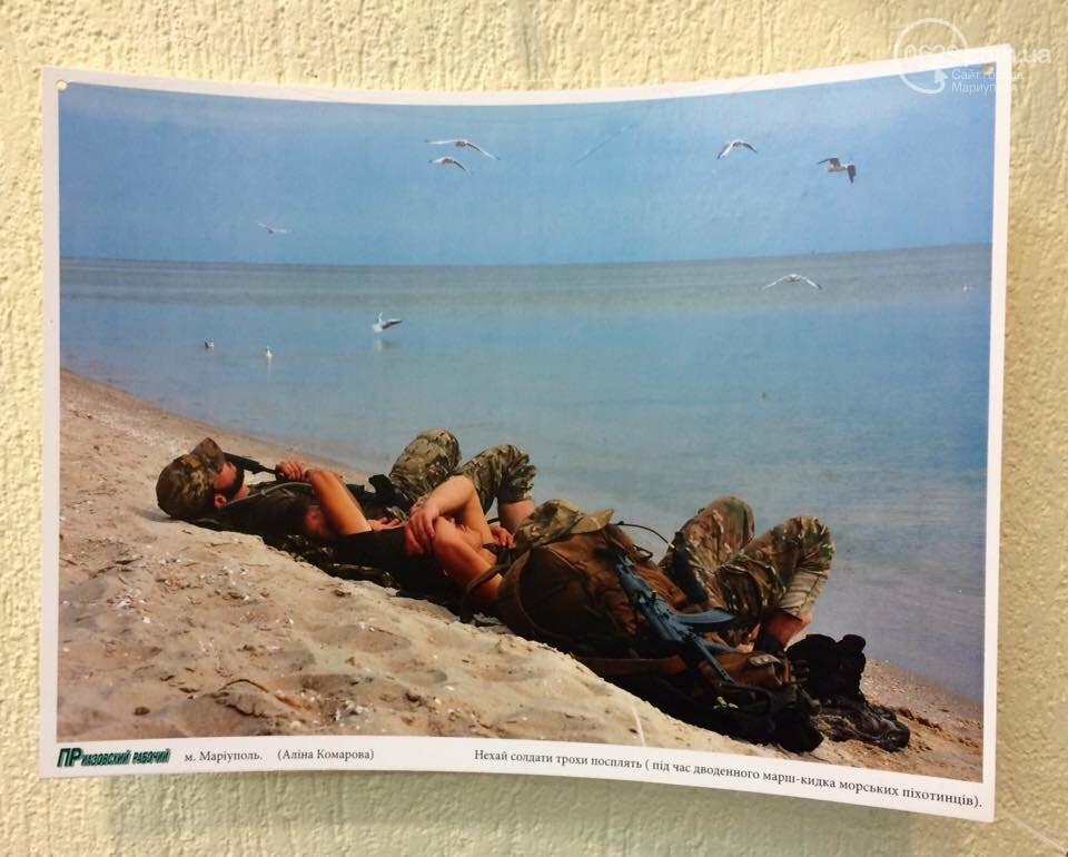 В Киеве открылась фотовыставка мариупольской журналистки Алины Комаровой (ФОТО), фото-1