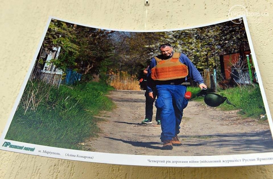 В Киеве открылась фотовыставка мариупольской журналистки Алины Комаровой (ФОТО), фото-5