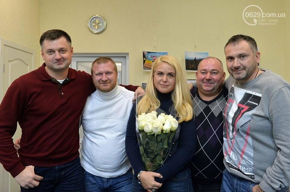 В Киеве открылась фотовыставка мариупольской журналистки Алины Комаровой (ФОТО), фото-3