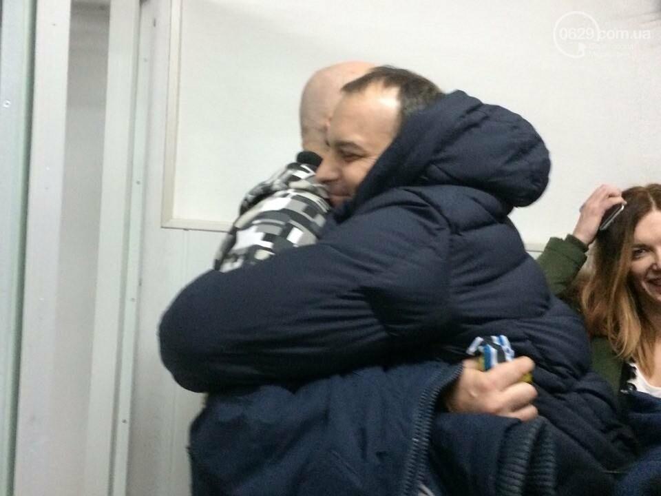 Суд отправил Гала под домашний арест с ношением браслета (ФОТО, ВИДЕО), фото-1