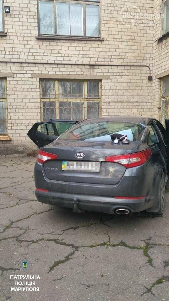 В Мариуполе водитель сбил школьницу и скрылся с места ДТП (ФОТО), фото-1