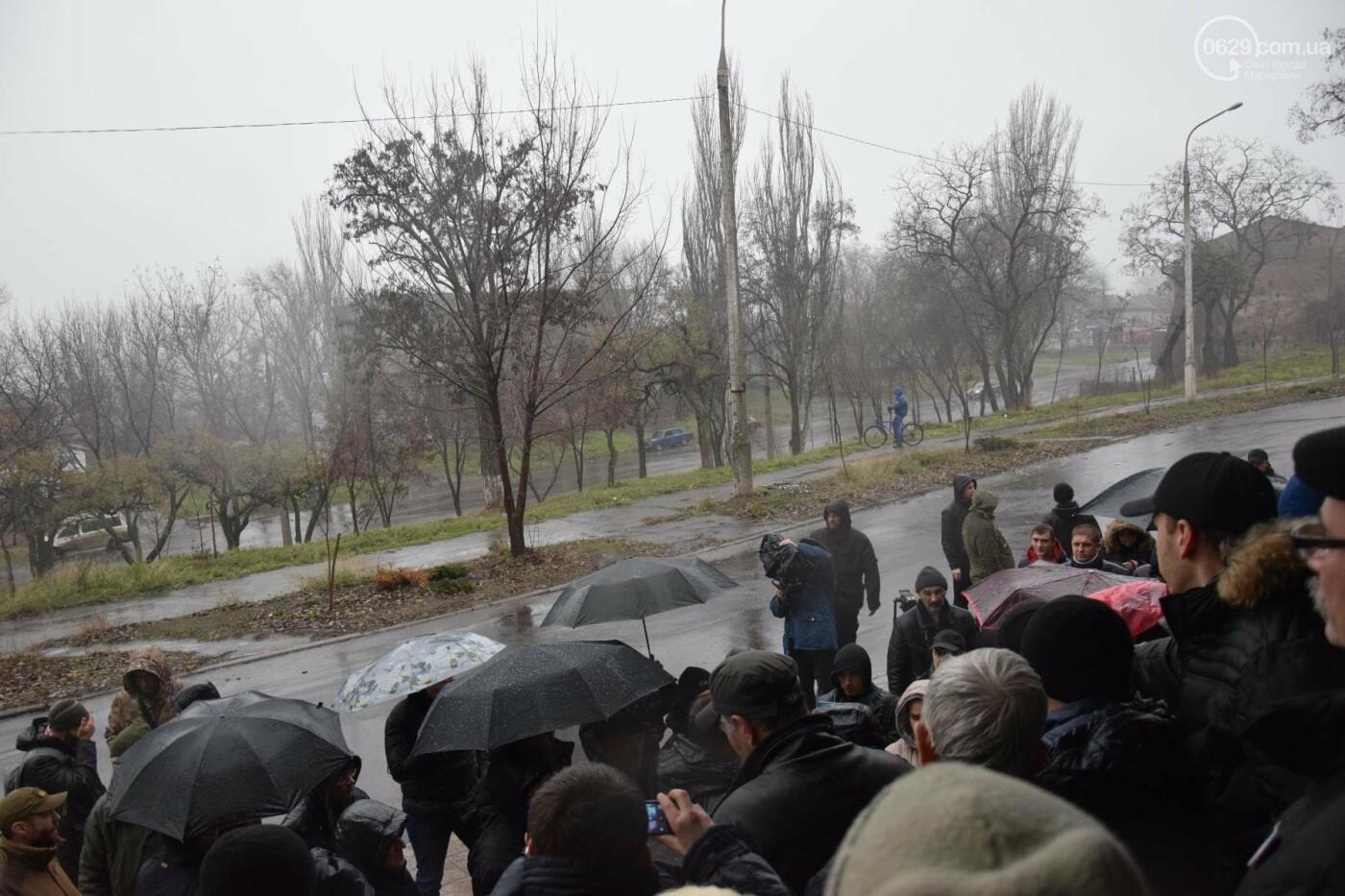 Как в Мариуполе судили Гала (ВИДЕО), фото-2