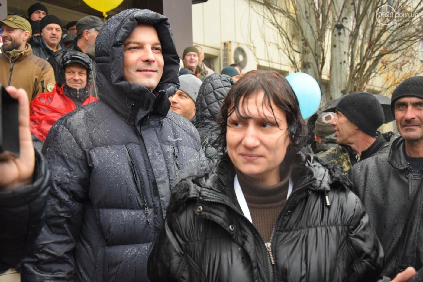 Как в Мариуполе судили Гала (ВИДЕО), фото-4