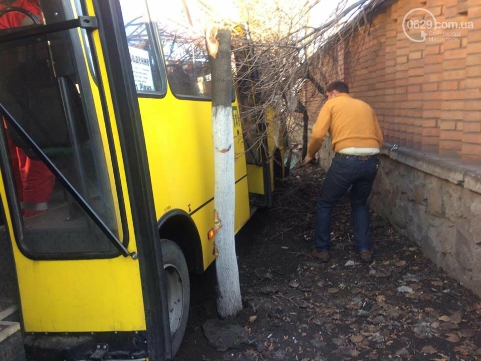 В Мариуполе маршрутка врезалась в дерево. Пострадали около 10 человек (ФОТО, ВИДЕО), фото-3
