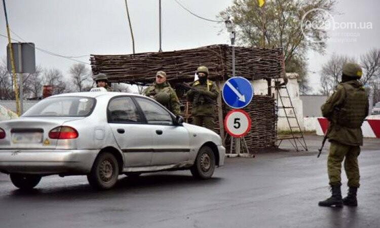 На блокпостах Донетчины задержаны 10 нелегалов (ФОТО), фото-3