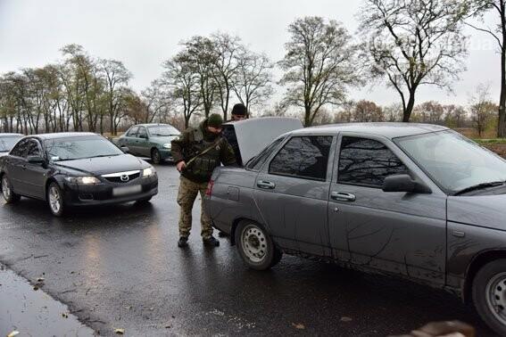 На блокпостах Донетчины задержаны 10 нелегалов (ФОТО), фото-4