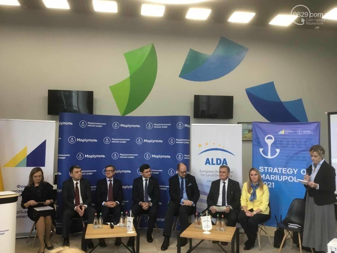 Мариупольские власти открыли офис международной организации (ФОТО), фото-2