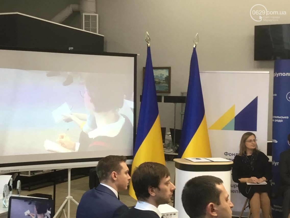 Мариупольские власти открыли офис международной организации (ФОТО), фото-4