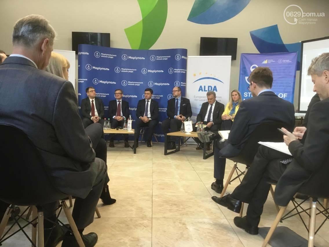 Мариупольские власти открыли офис международной организации (ФОТО), фото-3