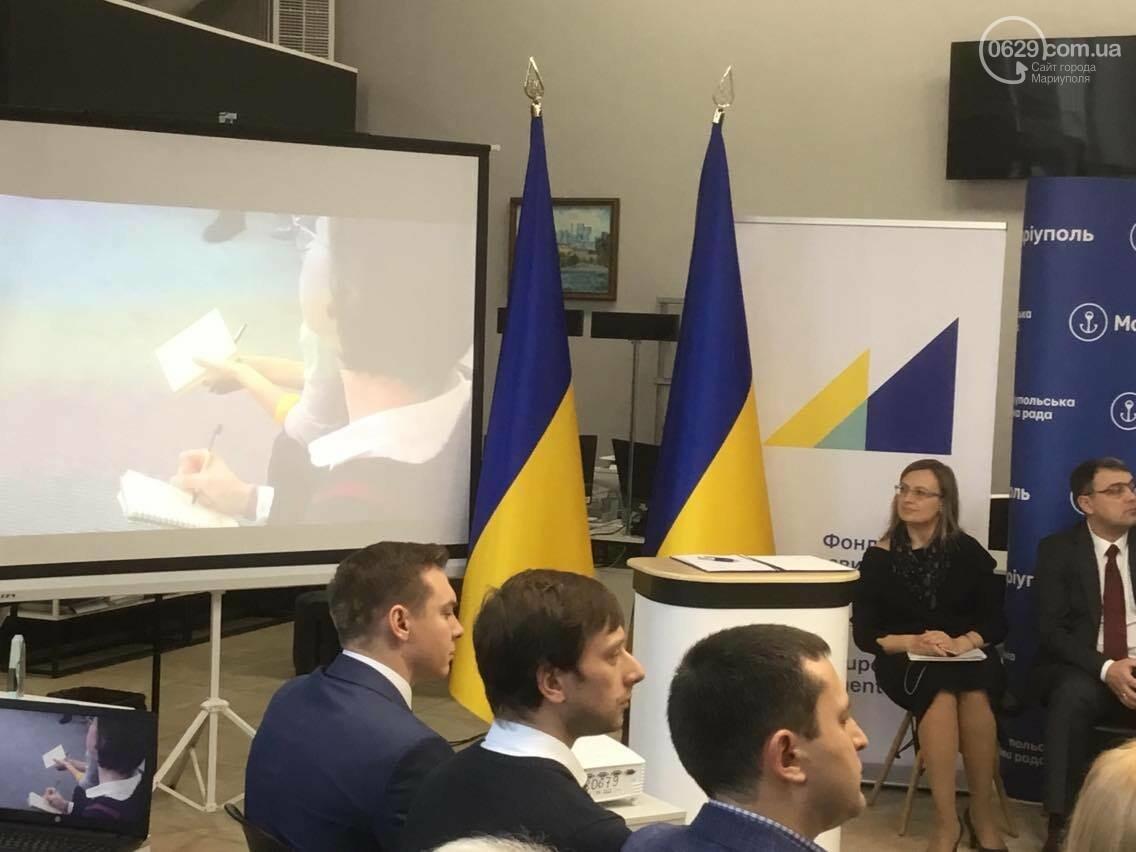 Мариупольские власти открыли офис международной организации (ФОТО), фото-5