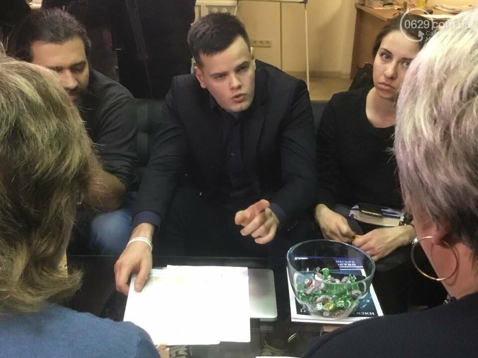 В Мариуполе бизнесмены и общественники делили шахматный клуб (ФОТО+ВИДЕО), фото-2