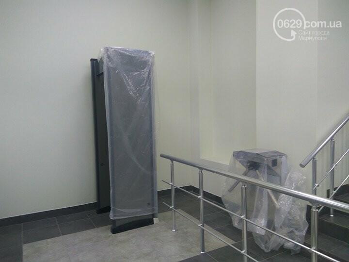 В мариупольской мэрии установят металлоискатель (ФОТОФАКТ), фото-1