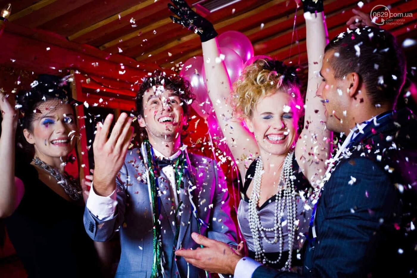 Сезон корпоративов. Где мариупольцы отметят Новый год с коллегами, фото-2