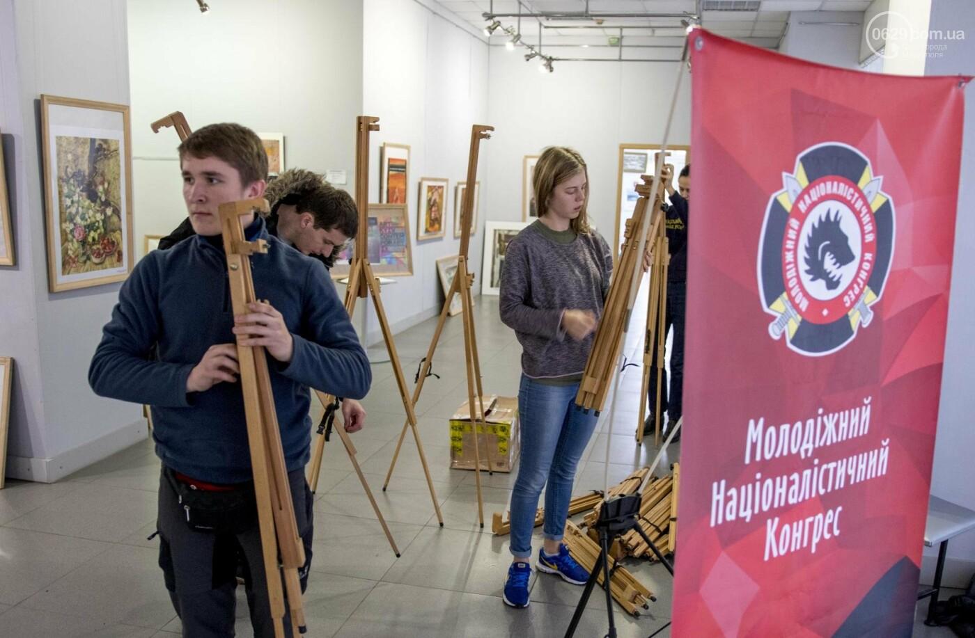 Фотовыставка «Два столетия, одна война»: в Мариуполе провели параллель между войной на Донбассе и борьбой УПА (ФОТО, ВИДЕО), фото-5