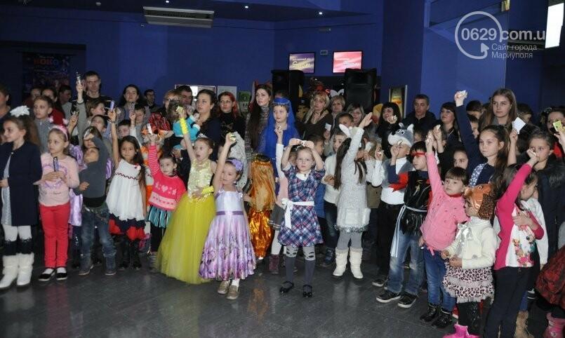 В «Савоне» маленькие мариупольцы получили подарки от Святого Николая и компании «Экоильичпродукт» и «УОПТ», фото-16