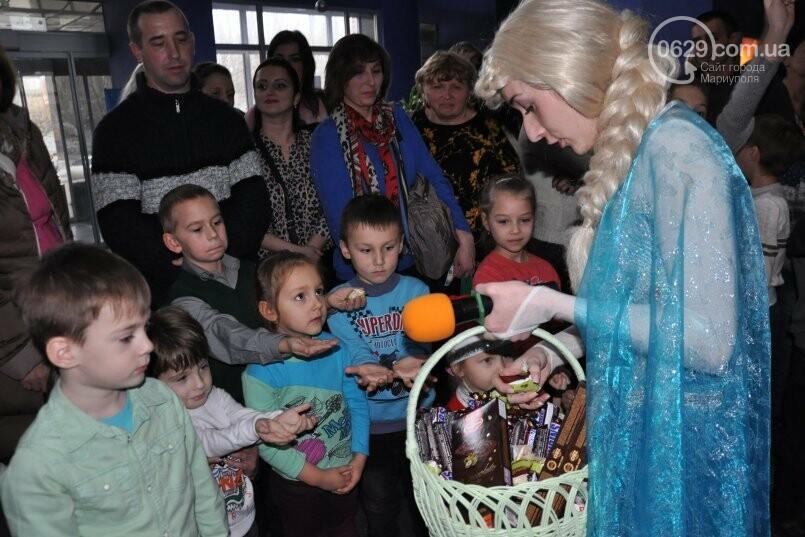 В «Савоне» маленькие мариупольцы получили подарки от Святого Николая и компании «Экоильичпродукт» и «УОПТ», фото-17