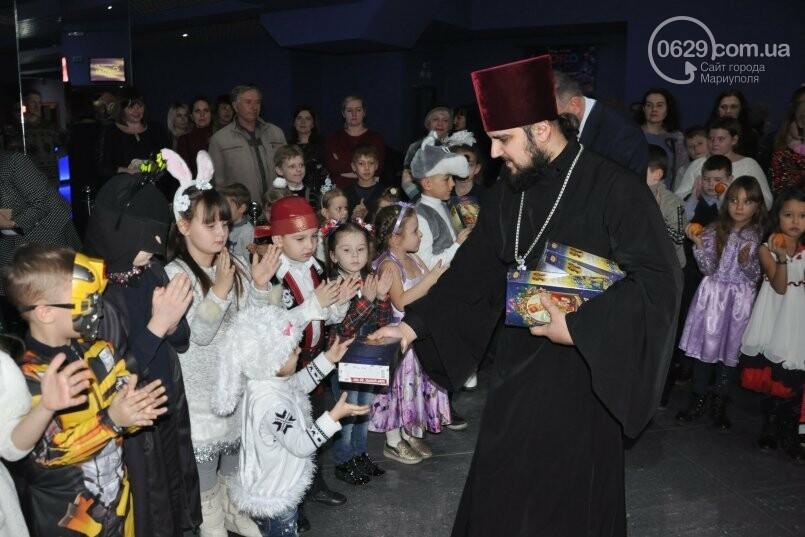В «Савоне» маленькие мариупольцы получили подарки от Святого Николая и компании «Экоильичпродукт» и «УОПТ», фото-10