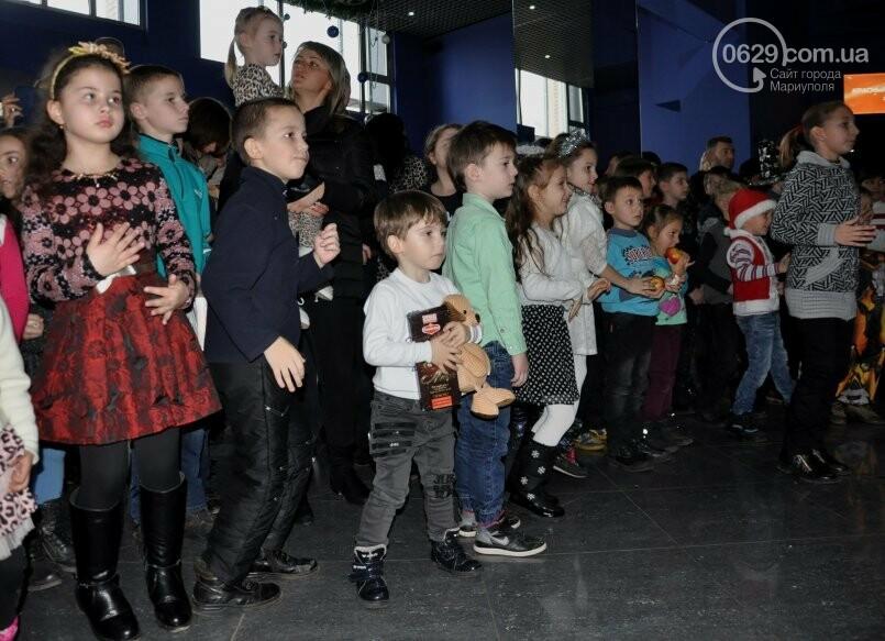 В «Савоне» маленькие мариупольцы получили подарки от Святого Николая и компании «Экоильичпродукт» и «УОПТ», фото-24