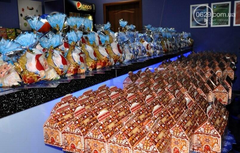В «Савоне» маленькие мариупольцы получили подарки от Святого Николая и компании «Экоильичпродукт» и «УОПТ», фото-27