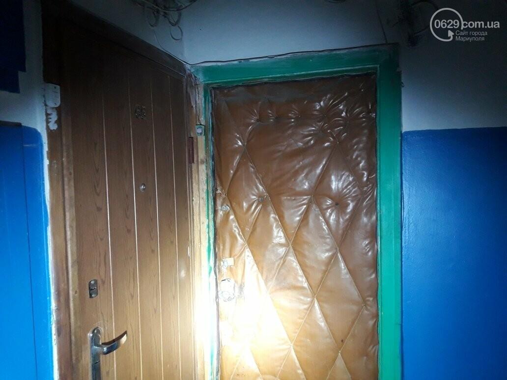 В Мариуполе женщина устроила переполох в пятиэтажке (ФОТО), фото-1