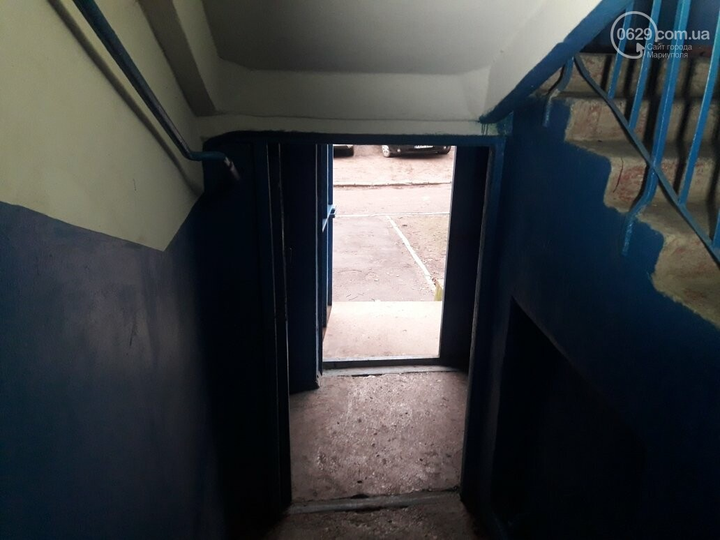 В Мариуполе женщина устроила переполох в пятиэтажке (ФОТО), фото-2
