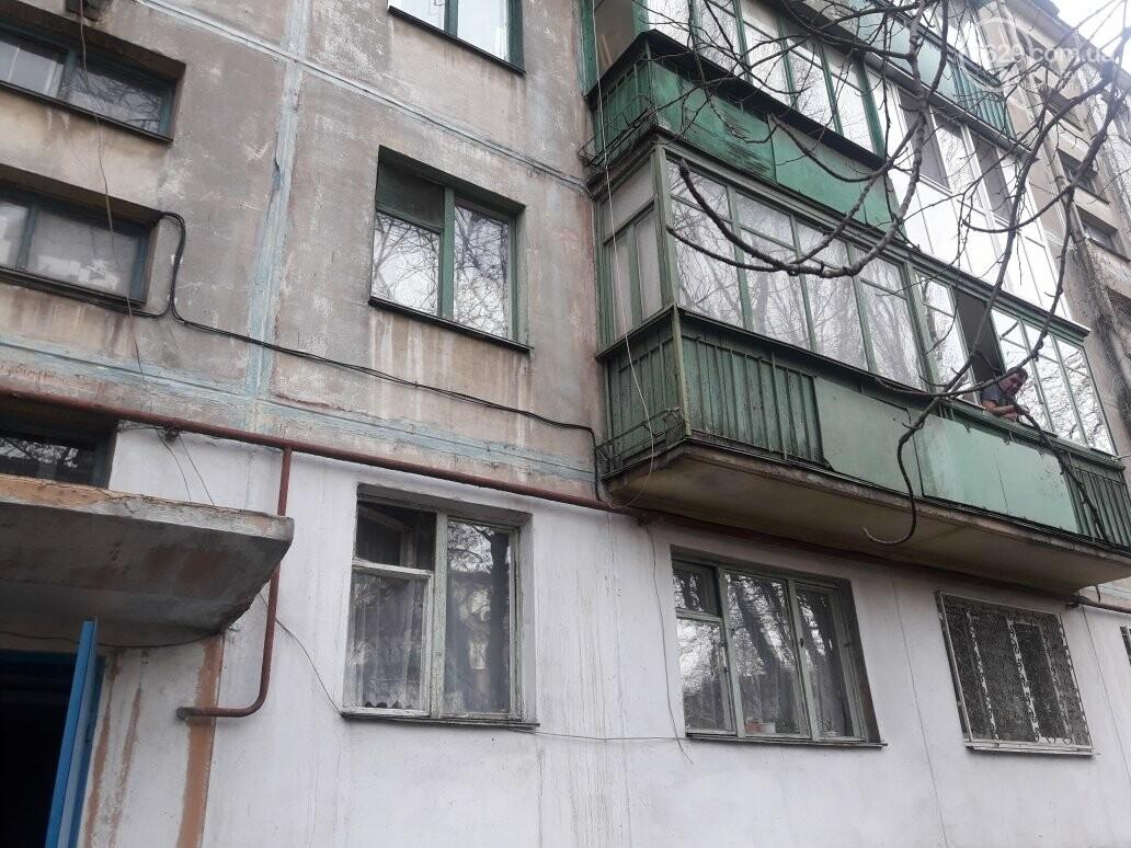 В Мариуполе женщина устроила переполох в пятиэтажке (ФОТО), фото-4