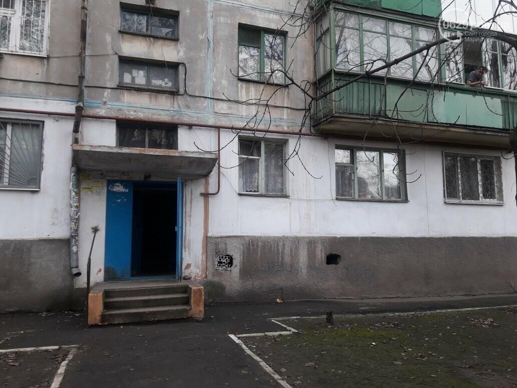 В Мариуполе женщина устроила переполох в пятиэтажке (ФОТО), фото-5
