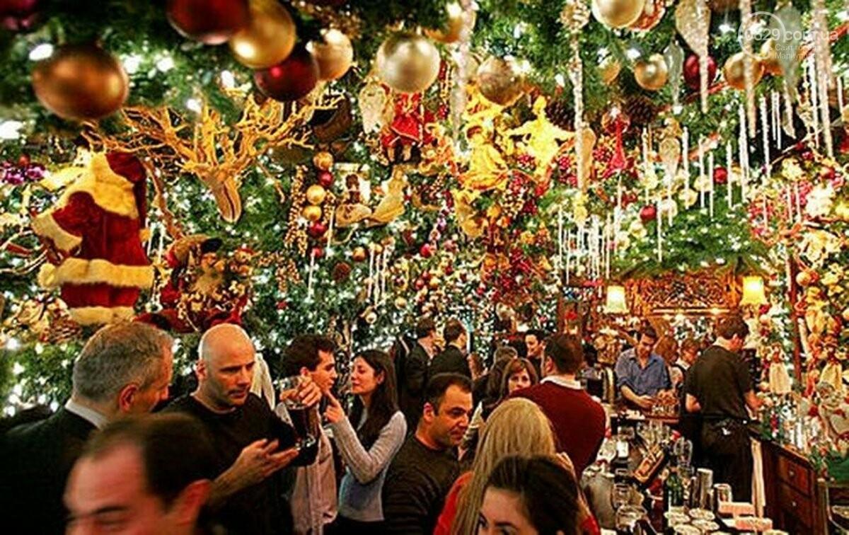 Новый год в мариупольских ресторанах: 1200 грн с человека и незаконный фейерверк, фото-2