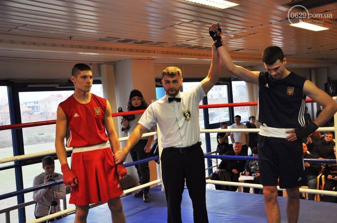 В минувшие выходные завершился Открытый чемпионат Мариуполя по боксу, на призы Заслуженного тренера Украины Владимира Кленина, фото-7