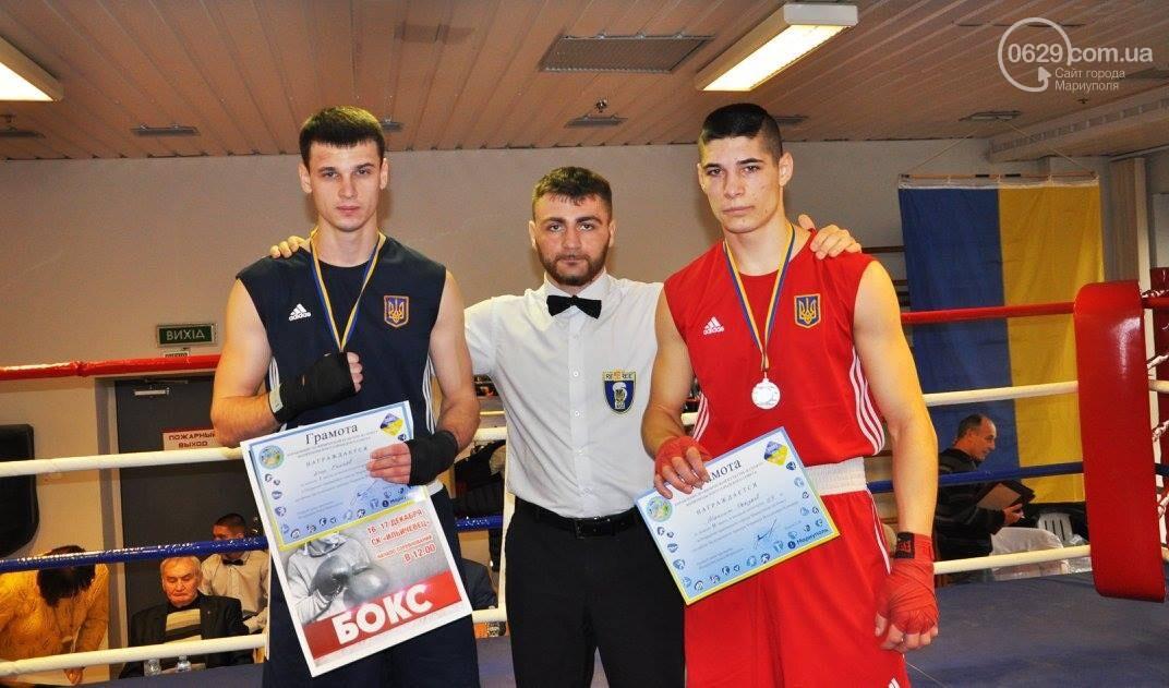 В минувшие выходные завершился Открытый чемпионат Мариуполя по боксу, на призы Заслуженного тренера Украины Владимира Кленина, фото-6