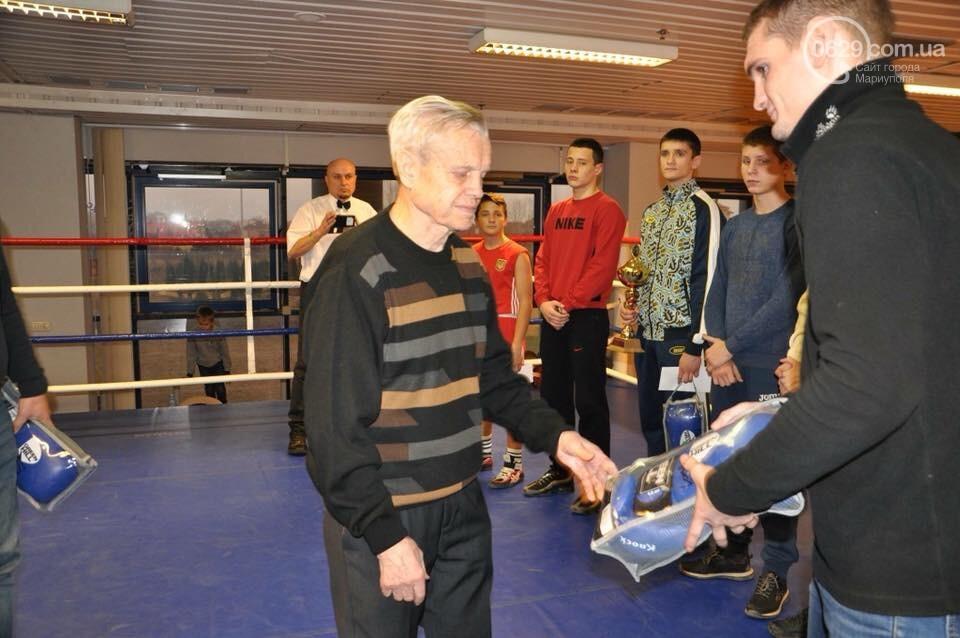 В минувшие выходные завершился Открытый чемпионат Мариуполя по боксу, на призы Заслуженного тренера Украины Владимира Кленина, фото-2