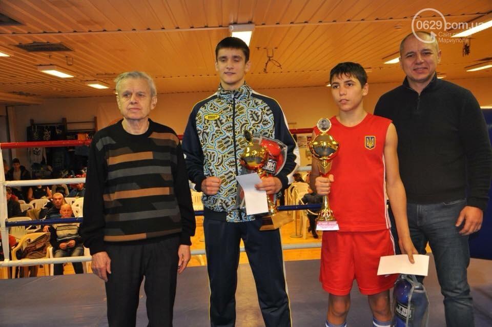 В минувшие выходные завершился Открытый чемпионат Мариуполя по боксу, на призы Заслуженного тренера Украины Владимира Кленина, фото-4