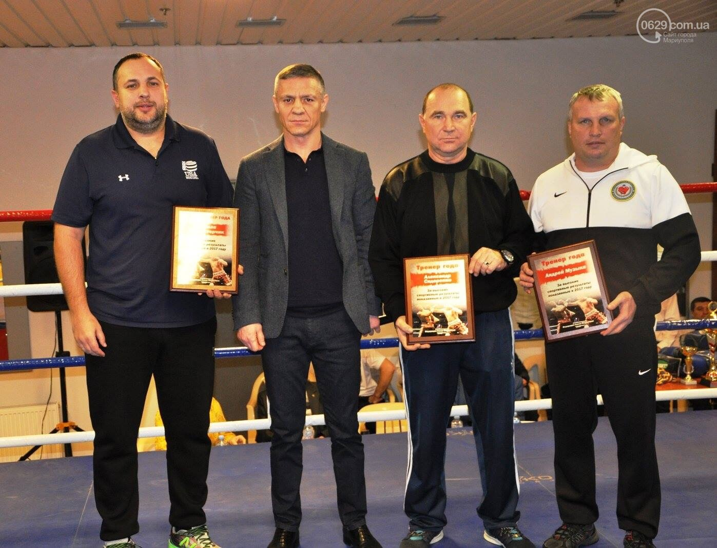 В минувшие выходные завершился Открытый чемпионат Мариуполя по боксу, на призы Заслуженного тренера Украины Владимира Кленина, фото-8