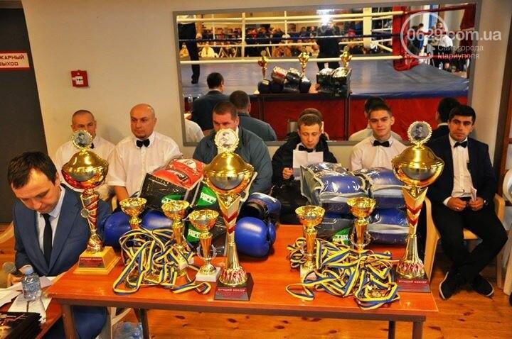 В минувшие выходные завершился Открытый чемпионат Мариуполя по боксу, на призы Заслуженного тренера Украины Владимира Кленина, фото-3
