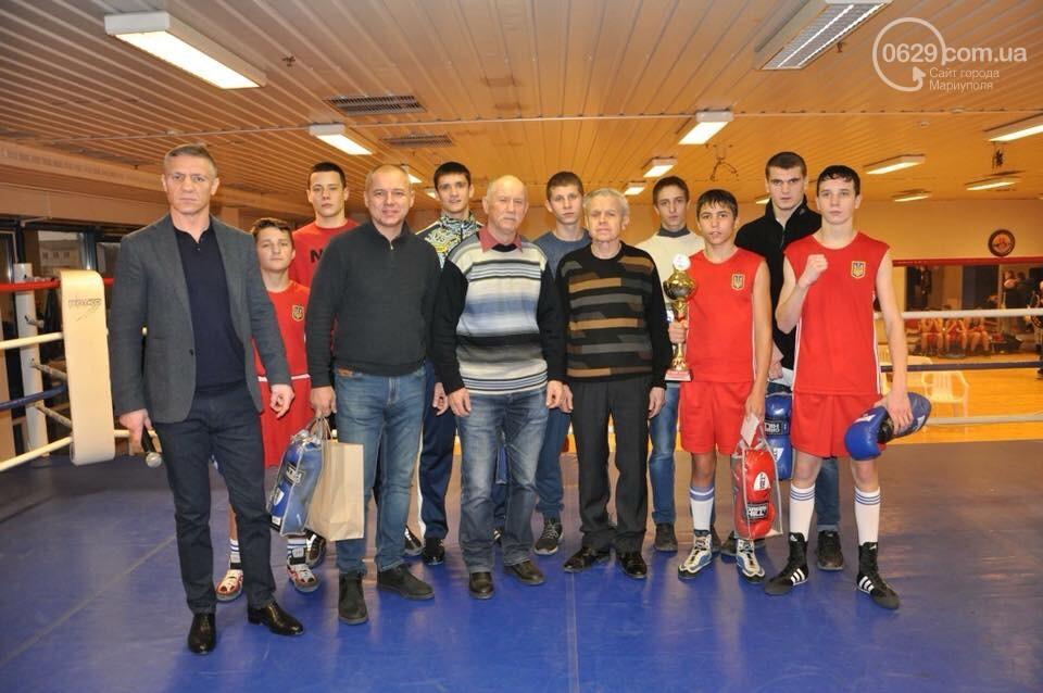 В минувшие выходные завершился Открытый чемпионат Мариуполя по боксу, на призы Заслуженного тренера Украины Владимира Кленина, фото-1