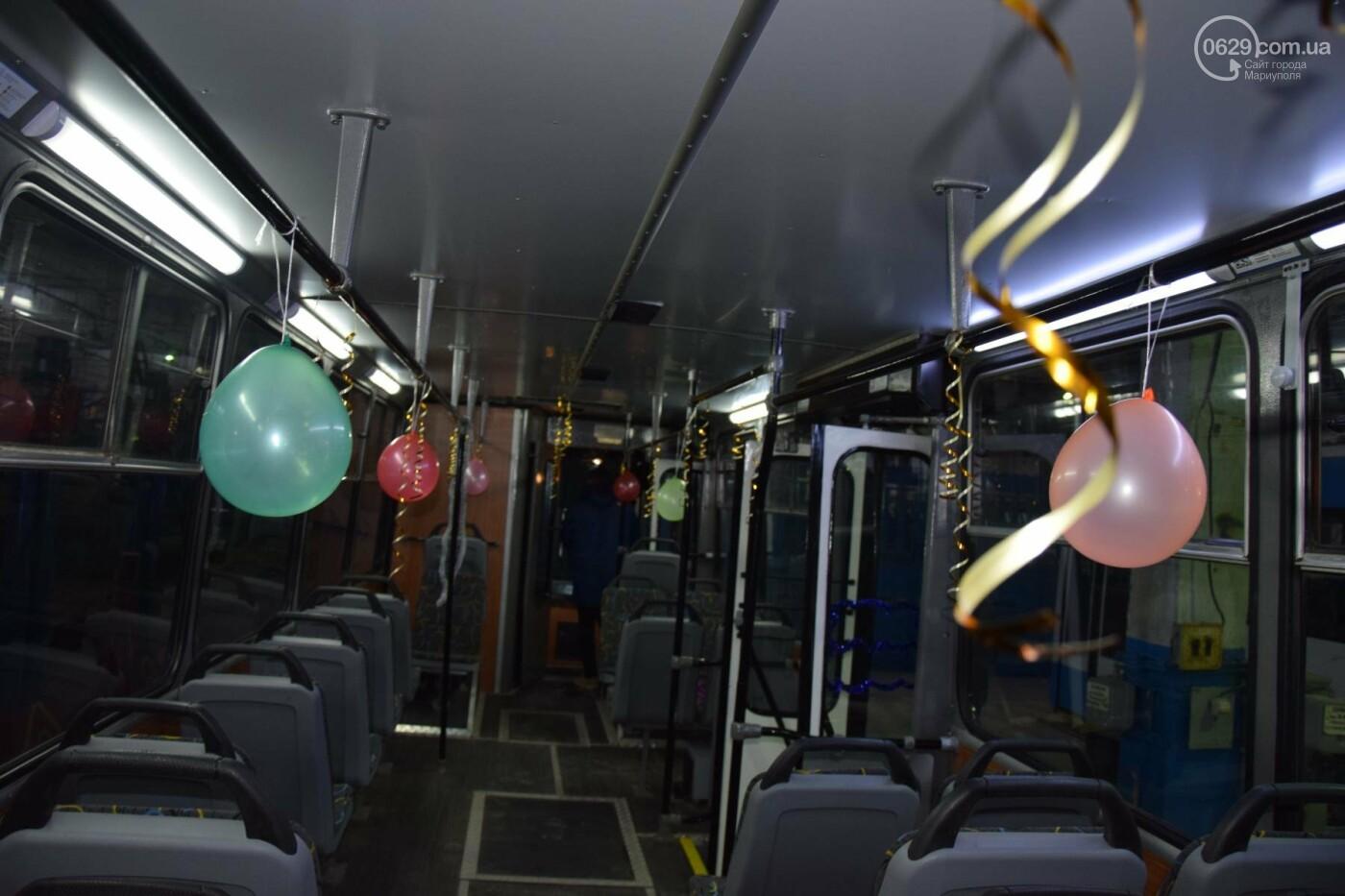 """В """"малярне будущего"""" реанимировали старый мариупольский троллейбус (ФОТО, ВИДЕО), фото-5"""