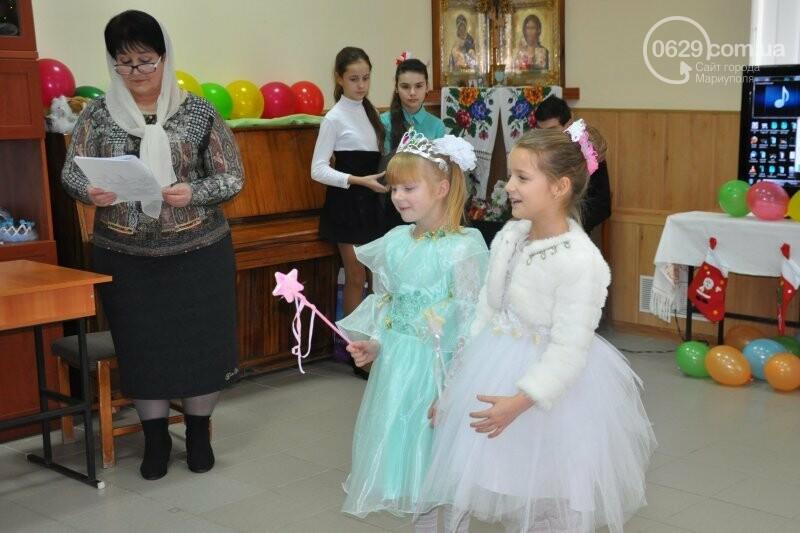 В Покровской воскресной школе с.Боевое воспитанники славили Святителя Николая, фото-3