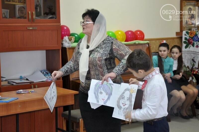 В Покровской воскресной школе с.Боевое воспитанники славили Святителя Николая, фото-10