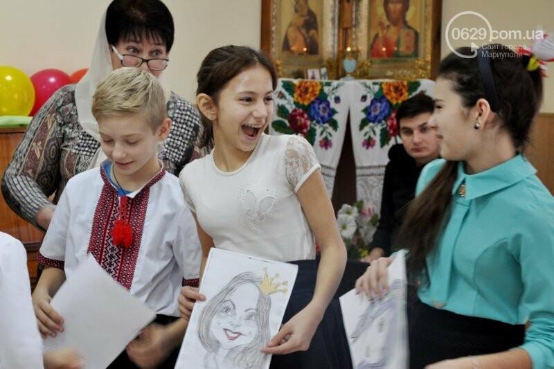 В Покровской воскресной школе с.Боевое воспитанники славили Святителя Николая, фото-11