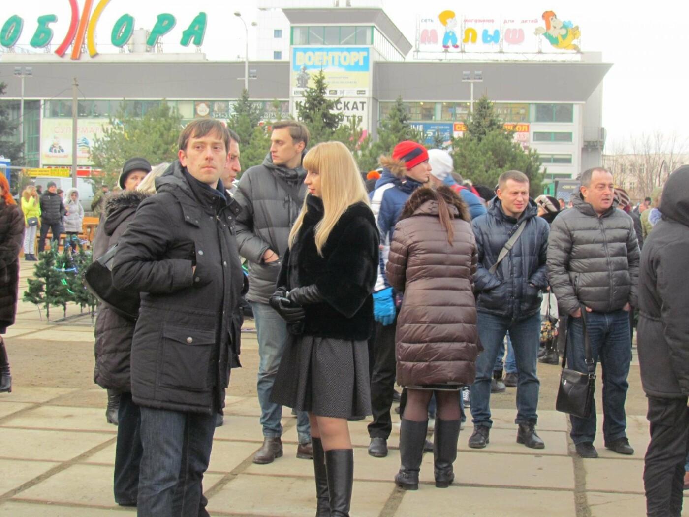 В Мариуполе хоккеисты и фигуристы открыли каток (ВИДЕО ОНЛАЙН), фото-11