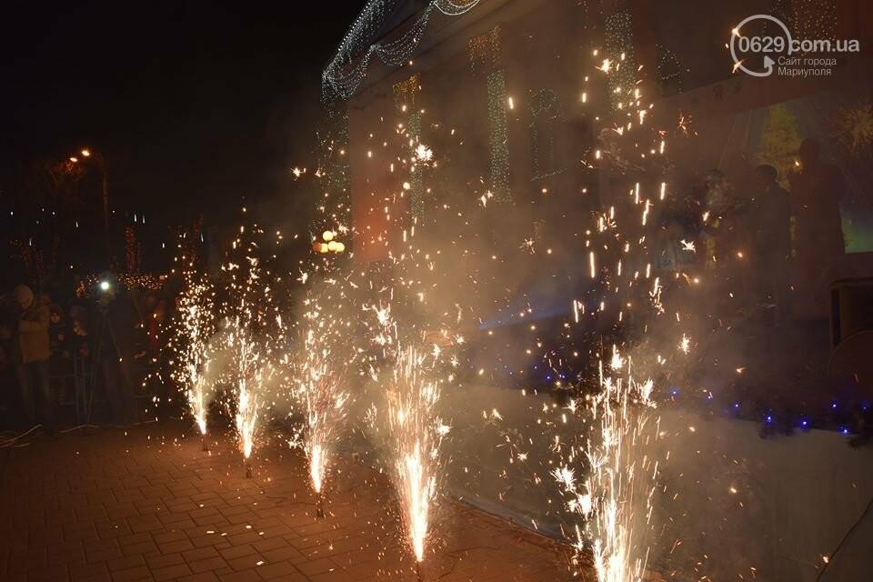 В Мариуполе зажгли главную елку и превратили город в сказку (ФОТОРЕПОРТАЖ+ВИДЕО), фото-10