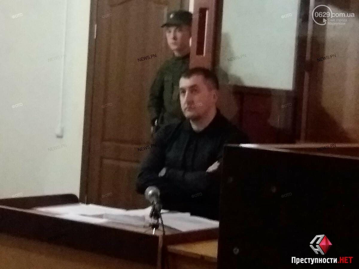 В Мариуполе прошел суд над «ОПГ Мультик» (ФОТО), фото-8
