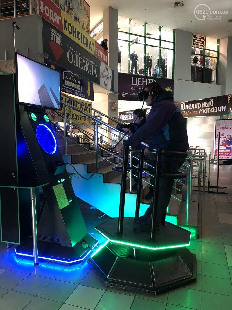 Открытие аттракциона виртуальной реальности «E-MOTION». Сумасшедший драйв в виртуальном мире! , фото-4