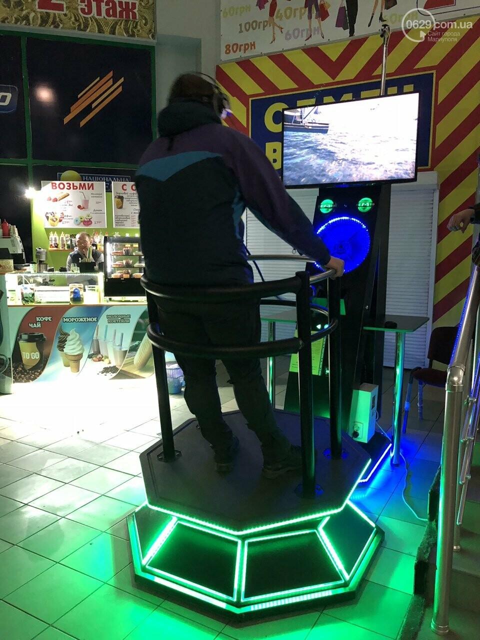 Открытие аттракциона виртуальной реальности «E-MOTION». Сумасшедший драйв в виртуальном мире! , фото-3