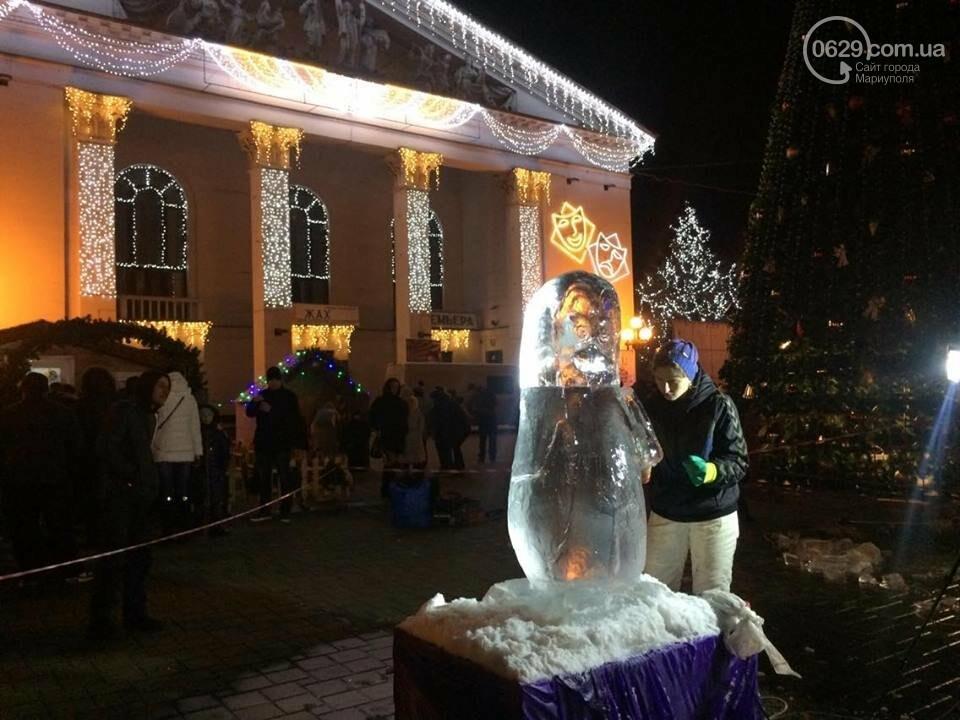 В центре Мариуполя появится 9 ледяных скульптур (ФОТО, ВИДЕО), фото-3