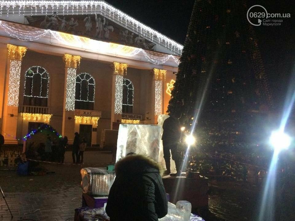 В центре Мариуполя появится 9 ледяных скульптур (ФОТО, ВИДЕО), фото-6