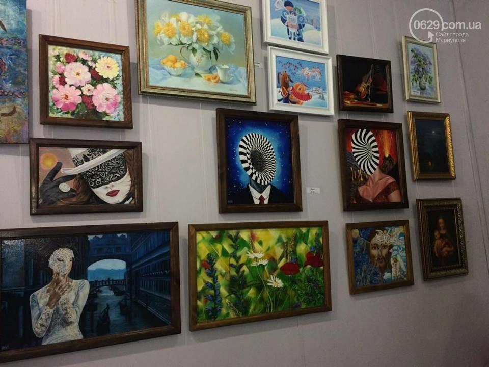 В Мариуполе открылся фестиваль народных мастеров (ФОТО, ВИДЕО), фото-9