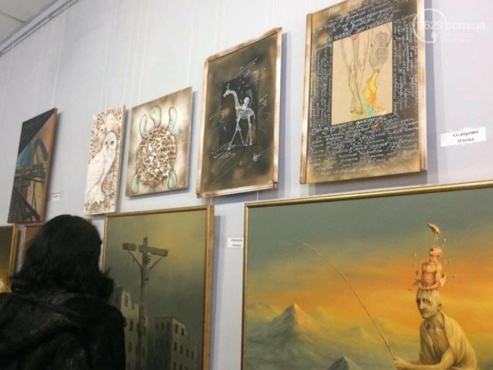 В Мариуполе открылся фестиваль народных мастеров (ФОТО, ВИДЕО), фото-2