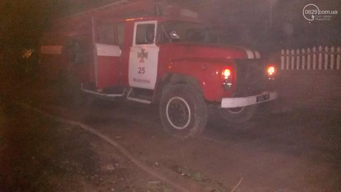 В Мариуполе в сгоревшем доме обнаружили трупы мужчины и женщины (ФОТО+ДОПОЛНЕНО), фото-2